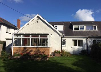 Thumbnail 3 bed semi-detached bungalow for sale in Awelfor, Rhydyfelin, Aberystwyth