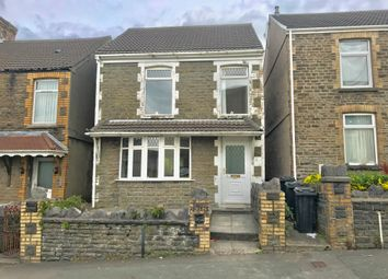 Thumbnail 3 bed detached house for sale in Winifred Road, Skewen, Neath