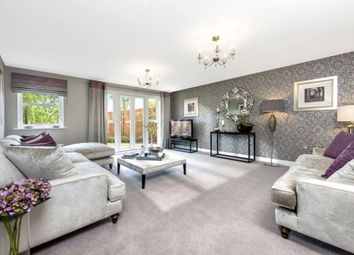 "Thumbnail 5 bedroom detached house for sale in ""Kemble"" at Chalkers Lane, Hurstpierpoint, Hassocks"