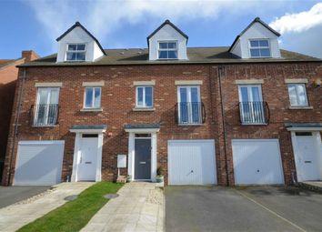 Thumbnail 3 bed town house for sale in Moorland Way, Sherburn In Elmet, Leeds