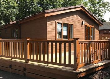 Thumbnail 2 bed mobile/park home for sale in Sandy Balls Holiday Centre, Godshill, Fordingbridge