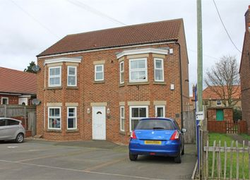 Thumbnail 3 bed flat for sale in Addison Road, Great Ayton, Middlesbrough, North Yorkshire