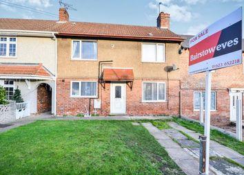 Thumbnail 3 bed terraced house for sale in Laurel Avenue, Church Warsop, Nottingham, Nottinghamshire