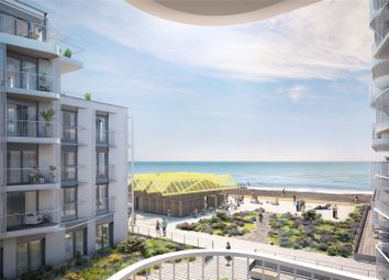 Thumbnail 2 bed flat for sale in Bayside Apartments, 62 Brighton Road, Worthing, West Sussex