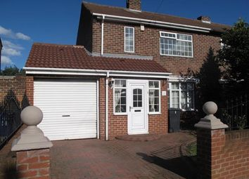 Thumbnail 2 bedroom semi-detached house for sale in Biddick Hall Drive, South Shields
