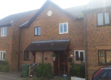 Thumbnail 2 bed town house to rent in St. Columba Way, Syston, Leicester, Leicestershire