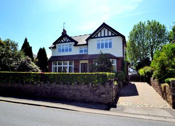 Thumbnail 5 bed detached house for sale in Torkington Road, Hazel Grove, Stockport