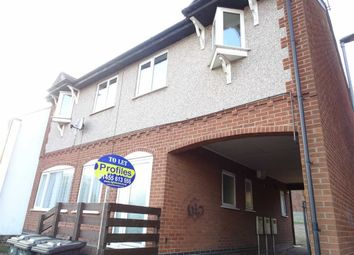 Thumbnail 2 bed maisonette to rent in Mansion Street, Hinckley