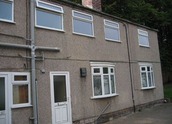Thumbnail 2 bed terraced house to rent in High Street, Riddings, Alfreton