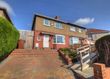 Thumbnail 3 bed semi-detached house for sale in Benwell Grange Avenue, Benwell, Newcastle Upon Tyne