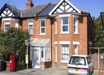 Thumbnail 3 bed maisonette to rent in Talbot Road, Winton, Bournemouth