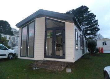 Thumbnail 2 bed mobile/park home for sale in Woodlands Hall Caravan Park, Llanfwrog, Ruthin, Denbighshire