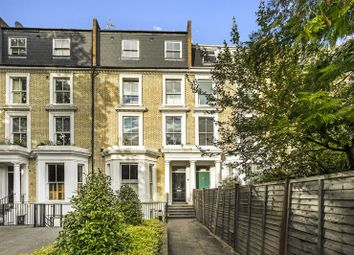 Thumbnail 1 bed flat for sale in Elsham Road, Kensington, London