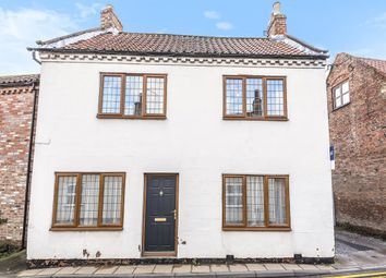 Thumbnail 3 bed detached house for sale in Sherburn Street, Cawood, Selby