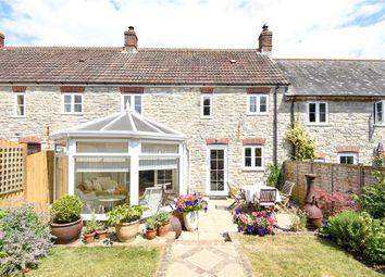 Thumbnail 3 bed terraced house for sale in Stevens Close, Netherbury, Bridport, Dorset