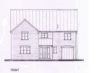 Thumbnail 4 bed detached house for sale in Broadgate, Sutton St. Edmund, Spalding
