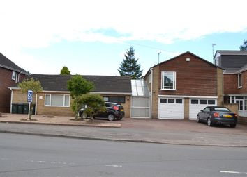Thumbnail 4 bed detached bungalow for sale in Hollyfast Road, Coundon, Coventry, West Midlands