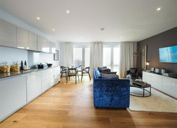 Thumbnail 2 bed flat to rent in Peabody Estate, St. John's Hill, London