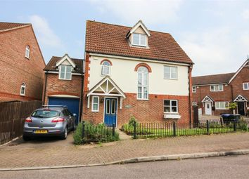 Thumbnail 4 bed detached house for sale in Davenport, Church Langley, Harlow, Essex
