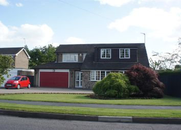 Thumbnail 4 bed detached house for sale in Leicester Road, Markfield, Leicester