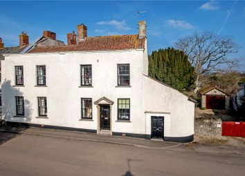 Thumbnail 5 bed detached house for sale in Church Street, Stogursey, Bridgwater, Somerset