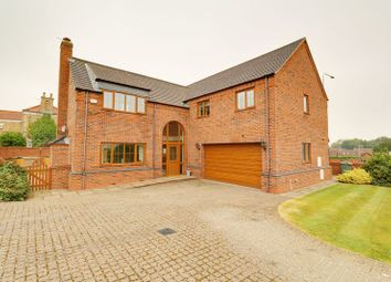 Thumbnail 5 bed detached house for sale in Manor Rise, Wrawby, Brigg
