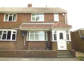 Thumbnail 2 bed semi-detached house for sale in High Street, Easington Lane, Houghton Le Spring