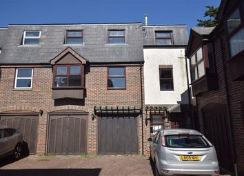 Thumbnail 3 bed town house for sale in Church Road, Gosport, Hampshire