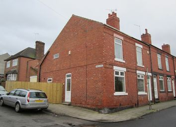 3 bed end terrace house to rent in Charles Street, Hucknall, Nottingham NG15