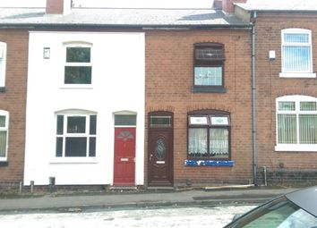 Thumbnail 3 bed terraced house to rent in Croft Street, Walsall, West Midlands