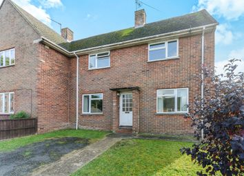 Thumbnail 2 bed semi-detached house for sale in Shepherds Road, Winchester
