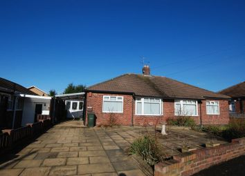 Thumbnail 2 bedroom bungalow for sale in Milford Gardens, Gosforth, Newcastle Upon Tyne
