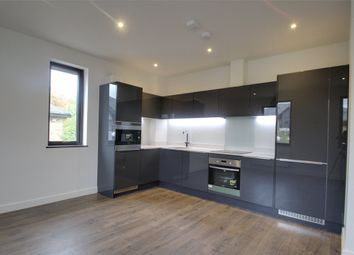 Thumbnail 2 bed flat to rent in Beaumont House, Hanworth Lane, Chertsey, Surrey