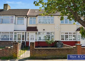 Thumbnail 3 bed terraced house for sale in Hadley Gardens, Southall, Middlesex