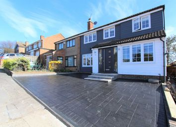 Thumbnail 5 bedroom semi-detached house for sale in Pepper Hill, Northfleet, Gravesend