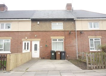 Thumbnail 2 bedroom terraced house for sale in Myrtle Crescent, Forest Hall, Newcastle Upon Tyne