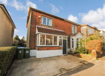 Thumbnail 3 bedroom semi-detached house for sale in Ash Tree Road, Southampton