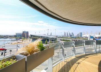 Thumbnail 3 bed flat for sale in Gateway Tower, 28 Western Gateway, Royal Victoria, London