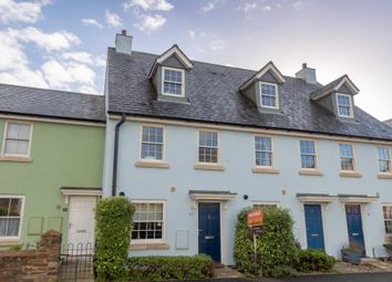 Thumbnail 3 bed town house for sale in Greenhill Road, Staddiscombe