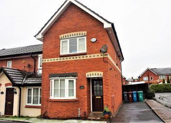 Thumbnail 2 bed semi-detached house for sale in Abbeydale Road, Manchester