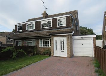 Thumbnail 3 bed semi-detached house for sale in Sunningdale Green, Alwoodley, Leeds