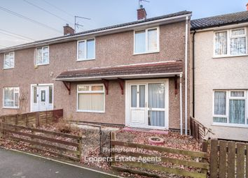 Thumbnail 3 bedroom terraced house for sale in Pondthorpe, Willenhall, Coventry