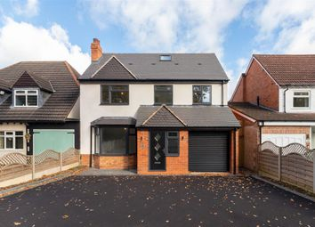 Thumbnail 6 bed detached house for sale in Streetsbrook Road, Solihull, Solihull