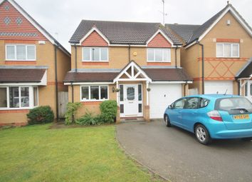 Thumbnail 4 bed detached house to rent in Jewsbury Way, Thorpe Astley, Leicester