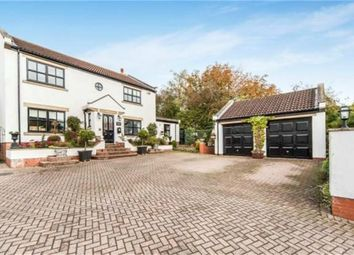 Thumbnail 4 bed detached house for sale in The Green, Elwick, Hartlepool, Durham