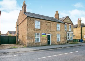 Thumbnail 5 bed detached house for sale in High Street, Cottenham, Cambridge