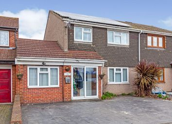 Thumbnail 4 bed semi-detached house for sale in Parlaunt Road, Langley