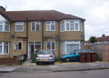 Thumbnail 2 bed flat for sale in Glenalmond Road, Queensbury, Harrow