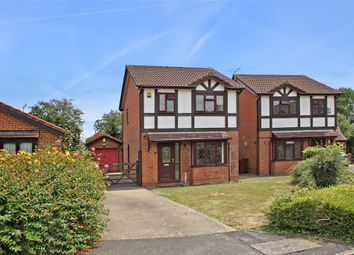 Thumbnail 3 bed detached house for sale in Grantley Close, Ashford, Kent