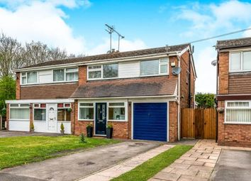 Thumbnail 3 bedroom semi-detached house for sale in Crinan Grove, Stafford, Staffordshire